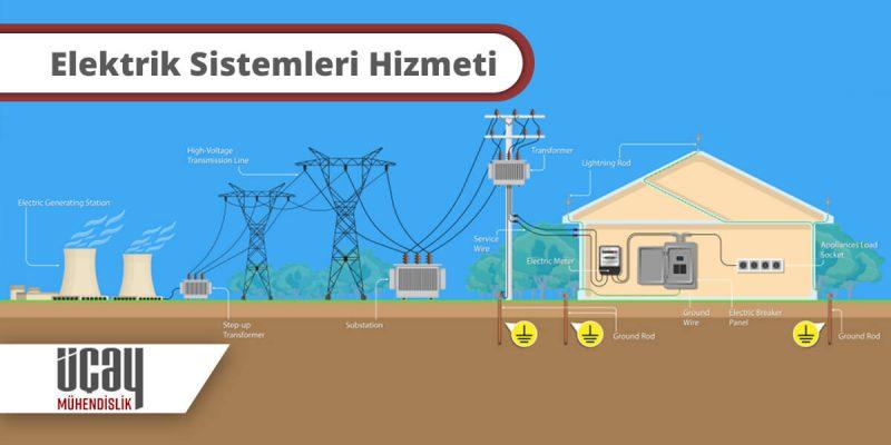 elektrik sistemleri hizmeti