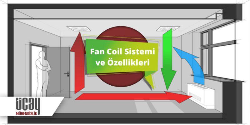 fan coil sistemi ve özellikleri