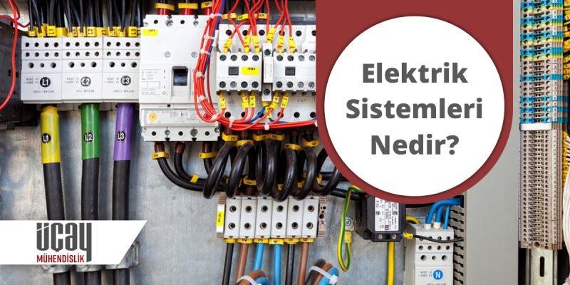 elektrik tesisatı ve hizmetleri